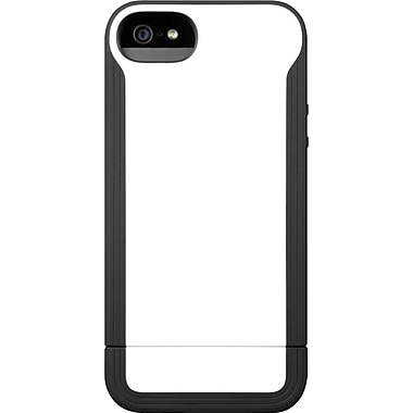 Incase Grip Slider Case for iPhone 5, White/Black
