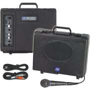 Amplivox Audio Portable Buddy with Wired Microphone