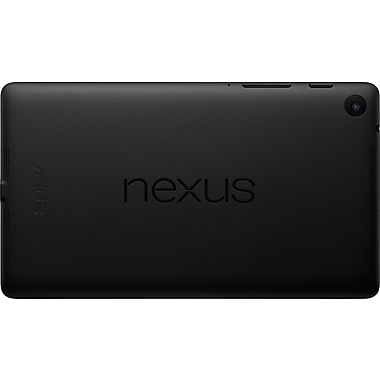 Google Nexus 7 Tablet 2nd Gen (NEXUS7ASUS-2B16), Android 4.3, 7in., 16GB, FHD, Black, By ASUS