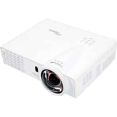 Optoma X306ST short throw XGA Projector