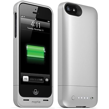 Mophie iPhone 5 Helium, Silver