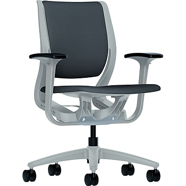 HON Purpose Task Chair, Platinum Frame