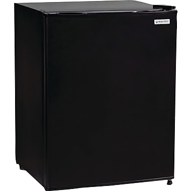 Magic Chef 2.4 CU. FT. Refrigerator with Flush Back Design