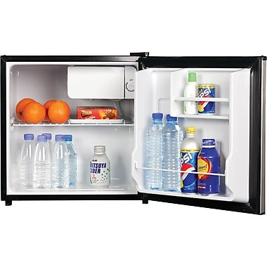 Magic Chef 1.7 CU. FT. Refrigerator, Black