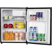 Magic Chef® 2.4 CU. FT. Refrigerator with Freezer Compartment, Black