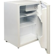 Magic Chef® 2.4 CU. FT. Refrigerator with Freezer Compartment, White