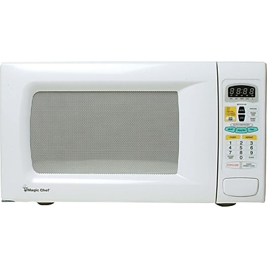 Magic Chef 1.3 CU. FT. Microwave Oven, White