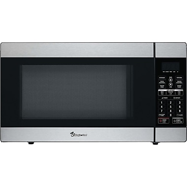 Magic Chef 1.8 CU. FT. Microwave Oven, Stainless