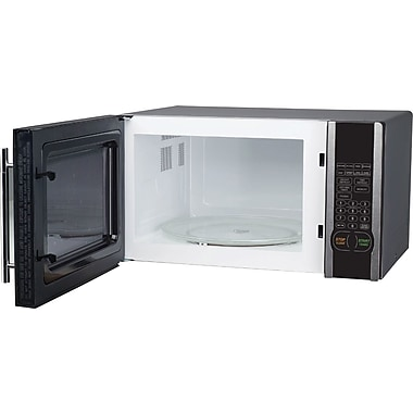Magic Chef 1.1 CU. FT. Microwave Oven, Stainless