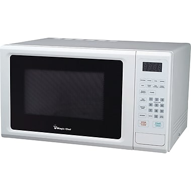 Magic Chef 1.1 CU. FT. Microwave Oven, White