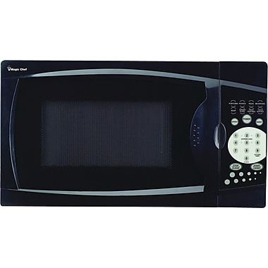 Magic Chef 0.7 CU. FT. Microwave Oven, Black