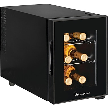Magic Chef 6-Bottle Wine Cooler