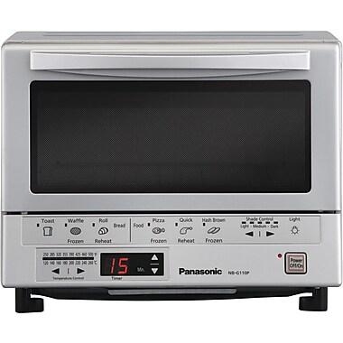 Panasonic Flash XpressToaster Oven, Silver