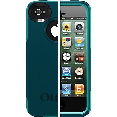 Otterbox Commuter Case for iPhone 4s Deep Teal / Light Teal