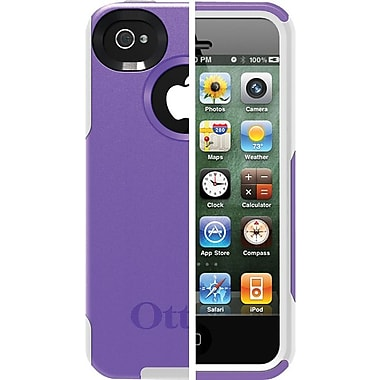Otterbox Commuter Case for iPhone 4s, Purple