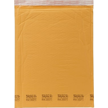 Sealed Air Bubble Wrap Cushioned Kraft Mailer #7