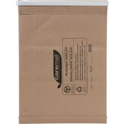 Caremail Ecofriendly Rugged Self Sealing Mailer made from 100% recycled paper, 14x18.75