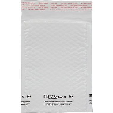 Bubble Cushioned Poly Mailers , 6in. x 10in.