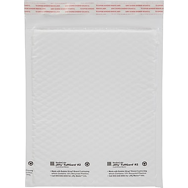 Bubble Wrap Cushoioned Poly Mailers, 8 1/2in.x12in.