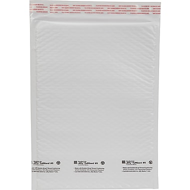 Bubble Wrap Cushoioned Poly Mailers, 9 1/2in.x14 1/2in.