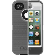 Otterbox Defender Cases for iPhone 4s, White / Grey