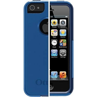 Otterbox Commuter Cases for iPhone 5, Ocean Blue / Blue