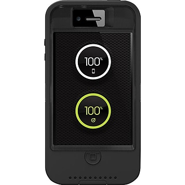 Otterbox ION Defender for iPhone 4s, Black