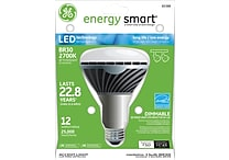 GE Energy Smart® R30 Frosted LED Floodlight, Soft White