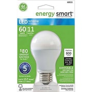 GE Energy Smart® A19 LED Lightbulb, Soft White