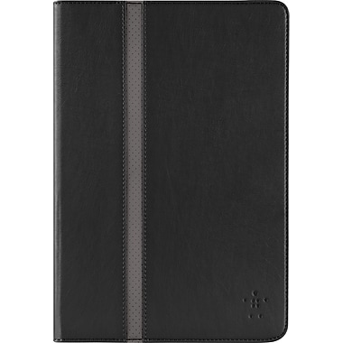 Belkin Stripe Covers with Stand for Samsung Galaxy Tab 3, Black