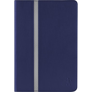 Belkin Stripe Covers with Stand for Samsung Galaxy Tab 3, Blue
