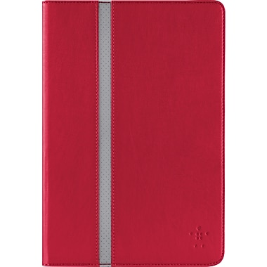 Belkin Stripe Covers with Stand for Samsung Galaxy Tab 3, Rose