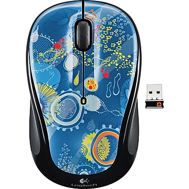 Logitech® Wireless Mouse M325 (Blue Sky)