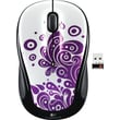 Logitech® Wireless Mouse M325 (Purple Swirl)