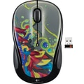 Logitech® Wireless Mouse M325 (Tropical Feathers)