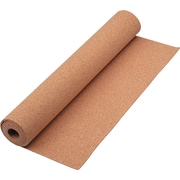 Quartet® Natural Cork Roll, 24 x 48