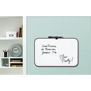 "Quartet®, 11"" x 17"", Melamine Dry-Erase Board, Plastic Frame (VMMC10112)"