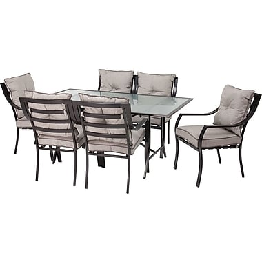 Hanover Lavallette Dining Set, 7 Piece