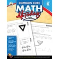 Carson-Dellosa™ Common Core Math 4 Today Workbook, Grade K