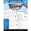 Carson-Dellosa™ Common Core Language Arts 4 Today Workbook, Grade 4