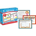 Carson-Dellosa™ CenterSolutions® Write-On/Wipe-Away Task Cards, Grade 2