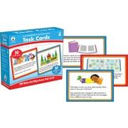 Carson-Dellosa™ CenterSolutions® Write-On/Wipe-Away Task Cards, Grade 4