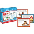 Carson-Dellosa™ CenterSolutions® Write-On/Wipe-Away Task Cards, Grade 5