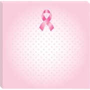 "Post-it® Notes for Breast Cancer Awareness, 3"" x 3"", Pink, 3/Pack"