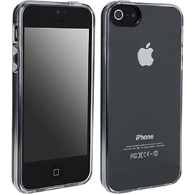 Staples TPU Case for Use with Apple iPhone 5/5S, Clear (40457SPR)