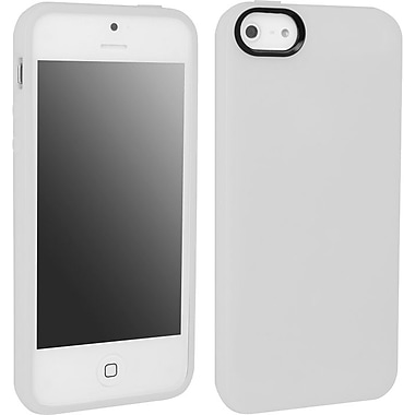 Staples, Apple iPhone 5/5S TPU Shell, White