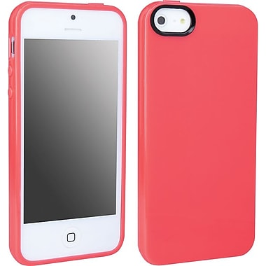 Staples, Apple iPhone 4S TPU Shell, Pink