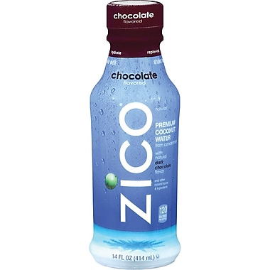 Zico® Natural Coconut Water, 14 oz, 12/case