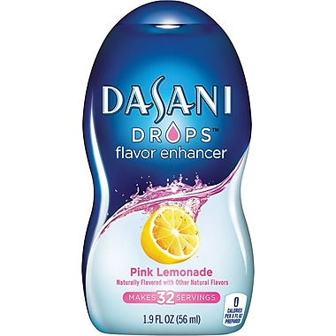 Dasani® Drops, Pink Lemonade, 1.9 oz., 6/pack