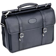"Bugatti 15"" Bowen Executive Briefcase, Black"